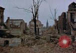 Image of Bomb damage Cologne Germany, 1945, second 8 stock footage video 65675040688