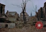 Image of Bomb damage Cologne Germany, 1945, second 9 stock footage video 65675040688