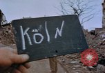 Image of Bomb damage Cologne Germany, 1945, second 9 stock footage video 65675040689