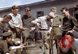Image of Moosburg POW camp liberated prisoners Moosburg Germany, 1945, second 4 stock footage video 65675040694