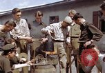 Image of Moosburg POW camp liberated prisoners Moosburg Germany, 1945, second 5 stock footage video 65675040694