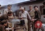 Image of Moosburg POW camp liberated prisoners Moosburg Germany, 1945, second 9 stock footage video 65675040694