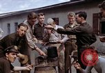 Image of Moosburg POW camp liberated prisoners Moosburg Germany, 1945, second 11 stock footage video 65675040694