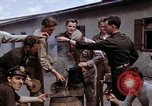 Image of Moosburg POW camp liberated prisoners Moosburg Germany, 1945, second 12 stock footage video 65675040694