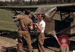 Image of U.S. Army aircraft mechanics Germany, 1945, second 11 stock footage video 65675040696