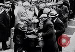 Image of Great depression soup kitchen United States USA, 1932, second 4 stock footage video 65675040711