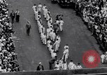 Image of Michael Vengalli funeral procession New York City USA, 1931, second 10 stock footage video 65675040716