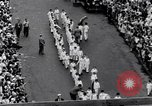 Image of Michael Vengalli funeral procession New York City USA, 1931, second 11 stock footage video 65675040716