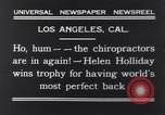 Image of Helen Holliday Los Angeles California USA, 1931, second 11 stock footage video 65675040717