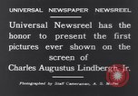 Image of Charles Augustus Lindbergh East Amwell New Jersey USA, 1931, second 9 stock footage video 65675040723