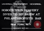 Image of Philanthropist's Bar New York United States USA, 1932, second 2 stock footage video 65675040730