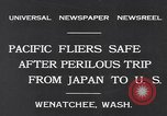 Image of Pacific fliers Wenatchee Washington USA, 1931, second 2 stock footage video 65675040732
