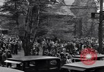 Image of Senator Dwight Morrow Funeral Procession Englewood New Jersey USA, 1931, second 11 stock footage video 65675040733