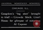 Image of Al Capone Chicago Illinois USA, 1931, second 1 stock footage video 65675040737