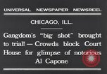 Image of Al Capone Chicago Illinois USA, 1931, second 4 stock footage video 65675040737