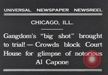 Image of Al Capone Chicago Illinois USA, 1931, second 7 stock footage video 65675040737