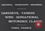 Image of Ray Tauser Paris France, 1931, second 7 stock footage video 65675040739