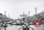 Image of Flooded areas Hankou China, 1931, second 11 stock footage video 65675040740