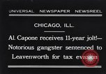 Image of Al Capone Chicago Illinois USA, 1931, second 1 stock footage video 65675040743