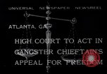 Image of Al Capone Atlanta Georgia USA, 1932, second 1 stock footage video 65675040749