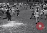 Image of Annual battle Brooklyn New York City USA, 1932, second 9 stock footage video 65675040753