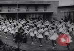 Image of Sydney Australia College of Physical Culture performance Sydney Australia, 1944, second 5 stock footage video 65675040781