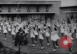 Image of Sydney Australia College of Physical Culture performance Sydney Australia, 1944, second 6 stock footage video 65675040781