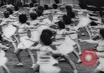 Image of Sydney Australia College of Physical Culture performance Sydney Australia, 1944, second 8 stock footage video 65675040781