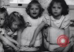 Image of Badgett quadruplets Galveston Texas USA, 1944, second 9 stock footage video 65675040782
