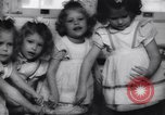 Image of Badgett quadruplets Galveston Texas USA, 1944, second 10 stock footage video 65675040782
