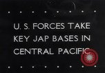 Image of Japanses bases Makin Island Kiribati Islands, 1944, second 1 stock footage video 65675040788