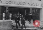 Image of Naval cadets Southern Italy, 1944, second 9 stock footage video 65675040791
