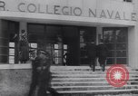 Image of Naval cadets Southern Italy, 1944, second 10 stock footage video 65675040791