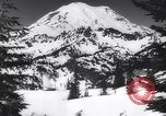 Image of Deep snow on Montana Roads Montana United States USA, 1944, second 7 stock footage video 65675040799