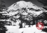 Image of Deep snow on Montana Roads Montana United States USA, 1944, second 8 stock footage video 65675040799