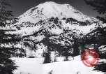 Image of Deep snow on Montana Roads Montana United States USA, 1944, second 9 stock footage video 65675040799