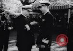 Image of Admiral John Beardall Annapolis Maryland USA, 1944, second 12 stock footage video 65675040800