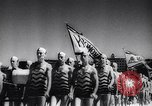 Image of Surf carnival Bondi Australia, 1944, second 12 stock footage video 65675040802