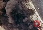 Image of strafing Pacific Theater, 1943, second 9 stock footage video 65675040815