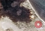Image of strafing Pacific Theater, 1943, second 12 stock footage video 65675040815