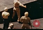 Image of strafing Pacific Theater, 1943, second 2 stock footage video 65675040817