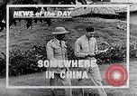 Image of Brigadier General Chennault with Flying Tigers China, 1942, second 6 stock footage video 65675040821
