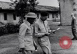 Image of Brigadier General Chennault with Flying Tigers China, 1942, second 9 stock footage video 65675040821
