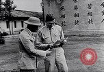 Image of Brigadier General Chennault with Flying Tigers China, 1942, second 10 stock footage video 65675040821