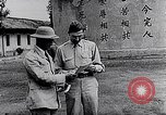 Image of Brigadier General Chennault with Flying Tigers China, 1942, second 11 stock footage video 65675040821