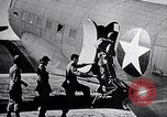 Image of US Army paratroopers jump from C-47 North Africa, 1942, second 12 stock footage video 65675040824