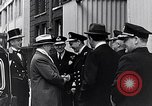 Image of Franklin Knox London England United Kingdom, 1943, second 10 stock footage video 65675040838