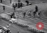Image of track meet New York United States USA, 1942, second 10 stock footage video 65675040841