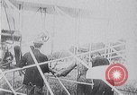Image of Orville Wright Fort Myer Virginia USA, 1908, second 10 stock footage video 65675040851