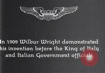 Image of Wilbur Wright Italy, 1909, second 6 stock footage video 65675040852